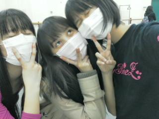マスク集団!!!!の記事より