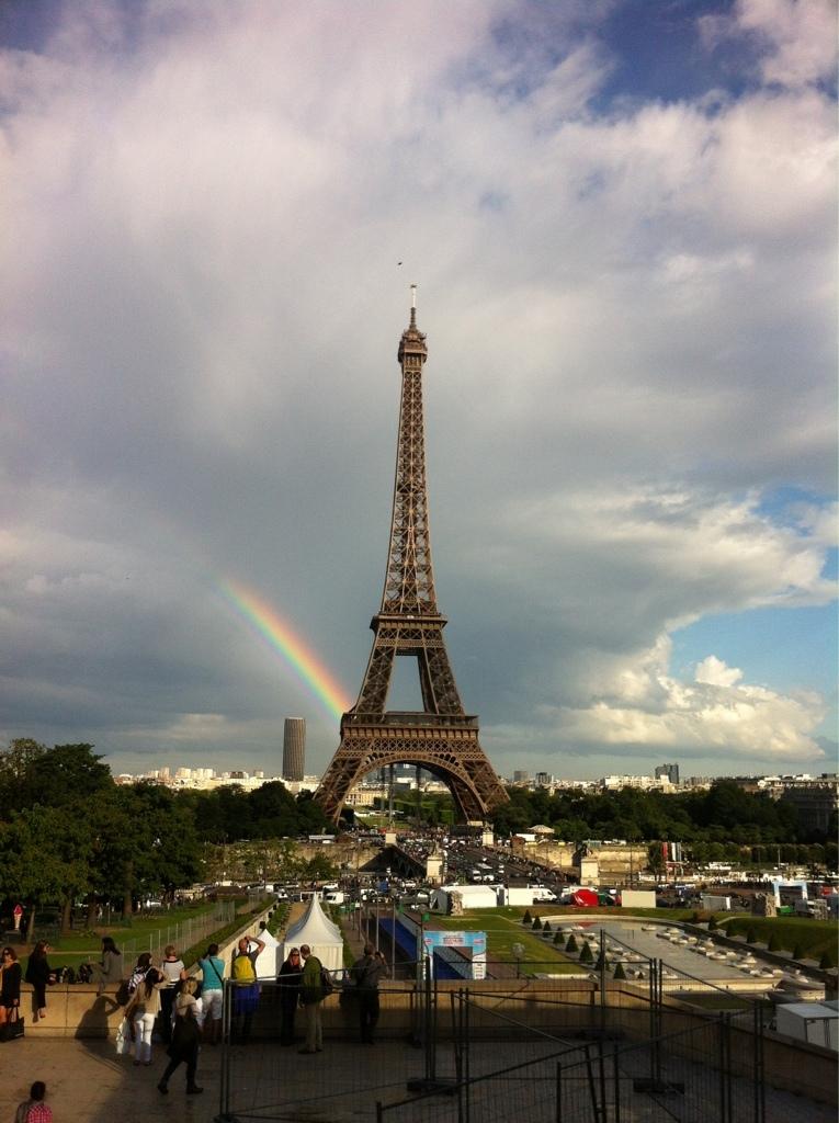 パリ…!の画像