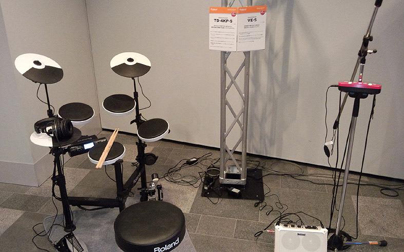 V-Drums&Loop Station World Championshipの記事より