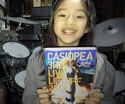 Casiopea 3rd DVDの記事より