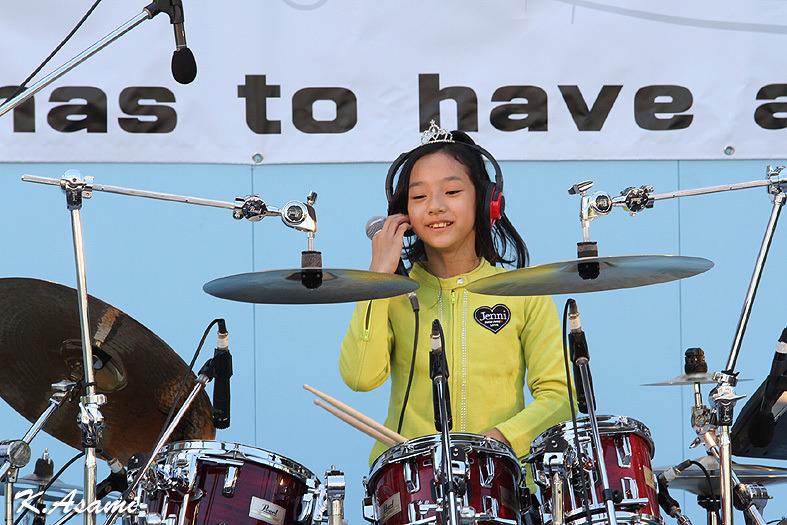 【ステージ・レポート】川口ストリートジャズフェスティバル2015の記事より
