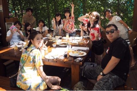 Hawaii→LA→NYの記事より