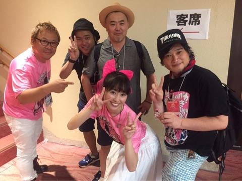 ☆AYAKA-NATION2017でした。あーりんです。☆の記事より
