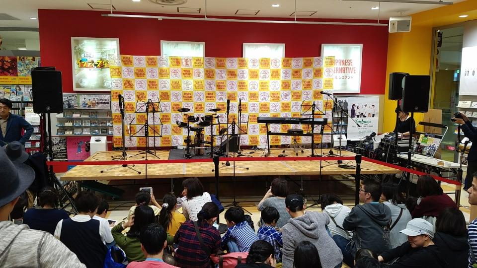 【イベントレポート】ムジカ・ピッコリーノ CD『アポロンファイブの挑戦』発売記念イベントの記事より