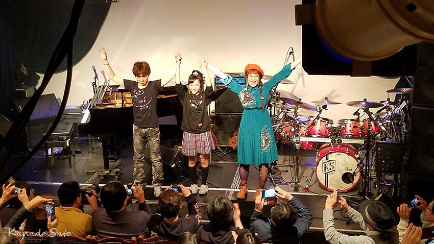 【ステージレポート】イヤキャン・カムバック・パーティーの記事より