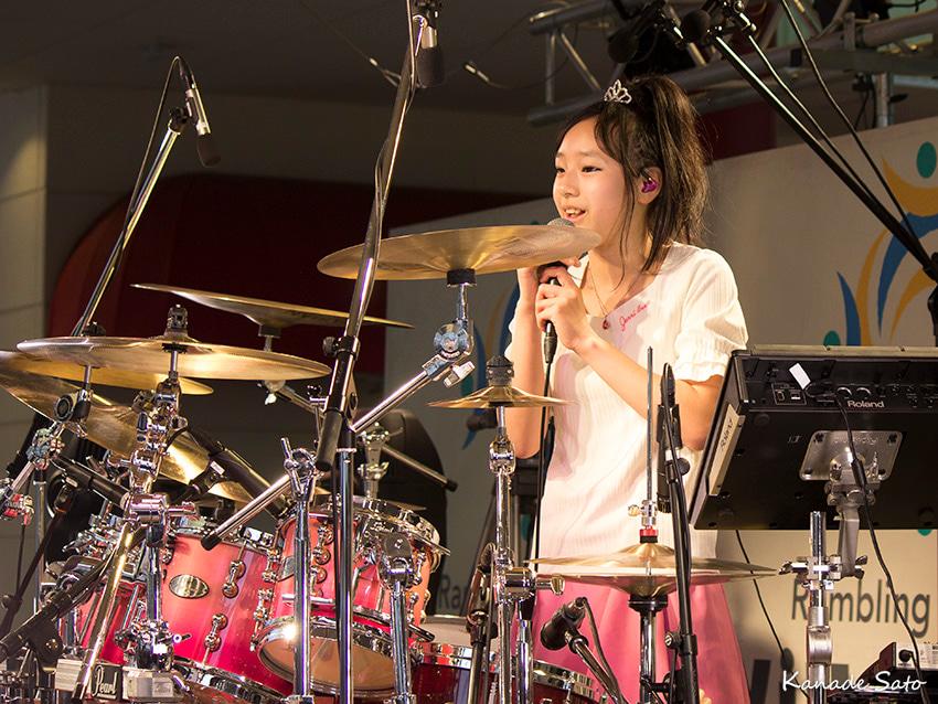 【ステージレポート】4/14 ビナウォークミュージックディライト16周年記念ライブの記事より