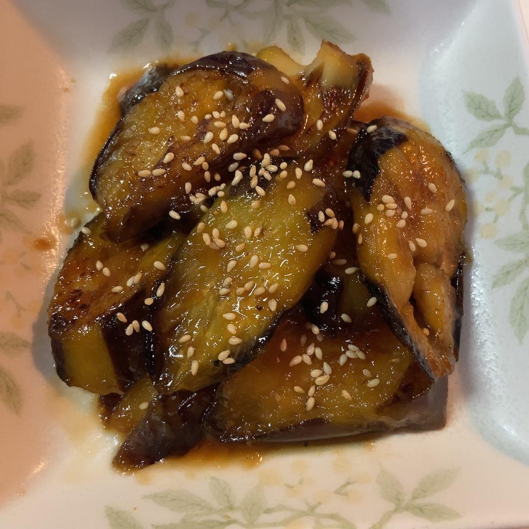 あきちゃんちのラララ♪お弁当♪なすの生姜煮レシピ編